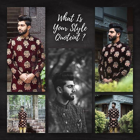 @shahroz_shah9 found his style quotient in this wine colored velvet sherwani.. What's your style quotient? 😎  Book your look from our stores in Pune, Delhi and Dehradun or log on to www.rentanattire.com  #dapper #men #mensfashion #sherwani #stylequotient #fashion #smartlook #fashiononrent #menswear #style #whyshouldgirlshaveallthefun #instagram #india #pune #delhi #dehradun #whatisyourstylequotient #style #styleblogger #sherwani #indowestern #mensstyle #groom #styleonrent #wedding #weddings