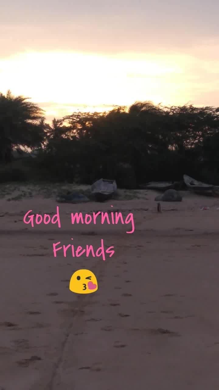 Good morning friends #goodmorning  #goodmorningpost  #beachday