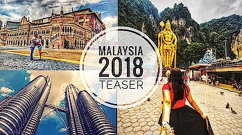 Malaysia - Kuala lampur and melaka -4K video shot on gopro #malaysia #malaysiatrip #kualalumpur #malaka #musafirchannel #coupletravel #couplegoals #roposotraveldiaries #youtuber #youtubevideo #wanderlust-traveller #petronastwintowers #kltower #batucaves #lovefortravel