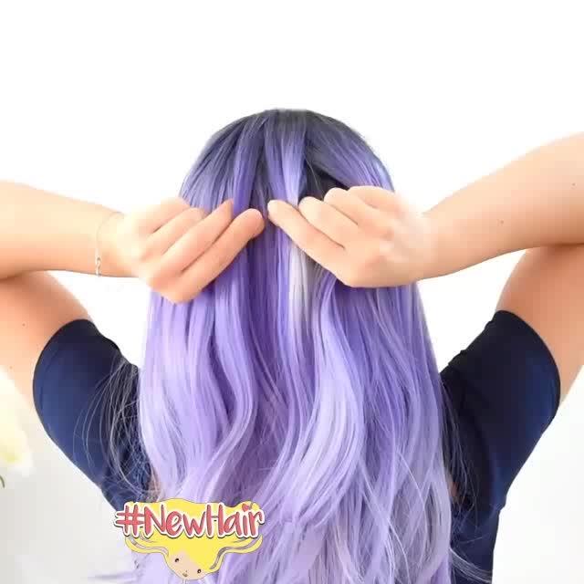 Combo Dutch & Fishtail Braid DIY  #braids #braided #instahair #instabraid #hairdo #hairinspo #hairideas #hairguru #hair #hairart #hairgoals #hairstyle #hairvideo #hairtutorial #haircolor #hairdresser #peinado #promhair #trenza #tresse #trecce #dutchbraids #frenchbraid #fishtailbraid #hudabeauty #hair_artistry #newhair