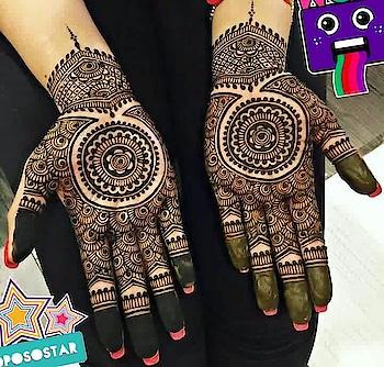 #mhendibydishu  #latest-mehndi #indian-mehndi #mehndiartist #designer-of-mehndi #lagsmehndi#bridal_mehndi #wow #roposostar