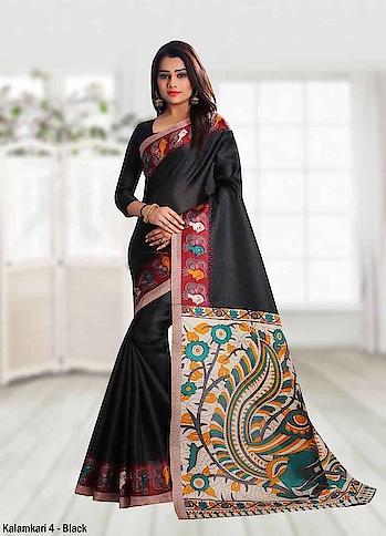 Fabric :- Khadi Silk Work :- Printed Work  Buy Now :- https://tinyurl.com/ybqxnc5u  Whats App :- +91 7621863000  #saree #partywear #printedsaree #designersaree #sari #saris #khadisilksarees