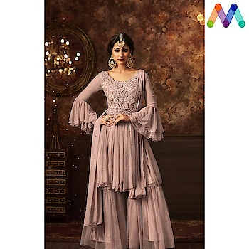 #Manndola's Latest collection flaunts a fresh Pastel palette ! Grab this Stunning Party Wear #lightpurple Party Wear Suit that can be Carried with a #Sharara @ https://goo.gl/fWSSjp #indianwear #vibranthues #SalwarSuit #SalwarSuitOnline #BuyOnline #net #eidsale #jashneeid #Ramadankareem #sneakpeek #jinaam #Surat #Mumbai #India #Unitedstates #USA #Canada #Australia #Dubai #UAE #Mauritius #London #Uk #shopnow