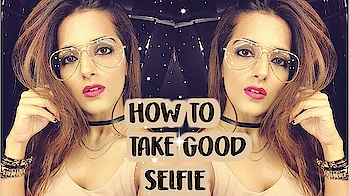 How To Take Good Selfie's- Tips To Take The Perfect Selfie- Knot Me Pretty #roposolook #roposolove #soroposolove #soroposo #diy #hair #hairdo #hairstyletips #hairstyleoftheday #haircolour #easytodo #easyhairstyle #quickhairstyles #updo #bun #knotmepretty #indianblogger #indianyoutuber #blogger