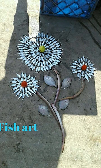 #fish #art...    #fantastic  #pic #Roposo Lovely #sp