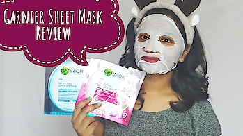 HONEST REVIEW OF GARNIER SHEET MASK...!is it WORTH buying..???? . . Check out my NEW VIDEO on YOUTUBE, where we will see how does the Garnier Sheet Mask works..? @garnierindia . . Also i have brought a totally new format on my Channel please do let me know if you like such videos..😀😀 . . . VIDEO LINK IN BIO . . #garnier #garnierindia #garniersheetmask #sheetmaskreview #koreanbeauty #skincare #adorablewe #Tipsforbeautifulskin #topost #trending #glowingskin #newreview #nykaa #nykaalaunches #nykaahaul #shortreviews #india #mumbaibloggers #mumbaibeautyblogger  #indianbeautyblogger #naturalskincare #youtubber #mumbaivlogger #mumbaiyoutubber