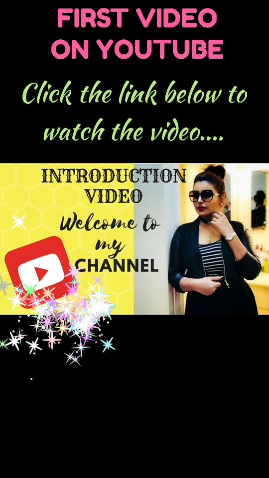 https://youtu.be/KiBRFycTdxQ . . . #newyoutubevideo #styleasilhouette #newvideo #youtube #newyoutubers #firstvideo #likeit #share #subscribe #latestvideo #introductionvideo #mychannel #welcomevideo #welcometomychannel #welcometonewchannel #fblogger #fashionista #fashionblogger #instadaily #instafashion #fashiondiaries #indianyoutuber #indianfashionblogger #mumbaifashionblogger #myroposo #ootdblogger #ootddaily