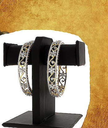 Add a stylish twist to your persona by clubbing with this beautiful American diamond bangles Pair from Anuradha Art Jewellery. Explore the wide collection of American diamond jewellery at the best price. Free shipping. Cash on delivery service available. Hassle-free Return. to see more design click on the link: https://bit.ly/2HCm5ys #buylatestamericandiamondbangles #americandiamodbangles #banglesonline #chudiya #diamondbangles #adbangles #banglebracelet #diamondkangan #kangan #diamondchudiyan #jewellery #americandiamondkangan #americandiamondchudiya  #wednesdaymotivation