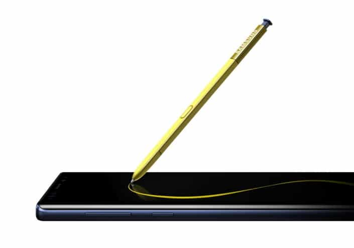 Samsung Galaxy Note 9 with new S-Pen launched for price tag of Rs.67,990/- in India. #tech #technews #gadgets #samsung