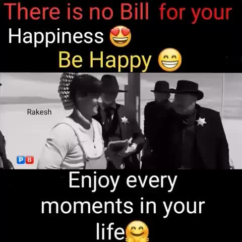 #Be Happy Any Time #