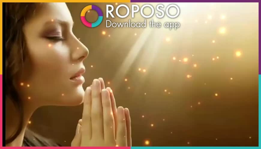 #goodmorning #god #prayertime #roposo #roposofriends #roposostar #roposolove #roposo-good #roposo-style #wowtv #gabru_channel #tranding #beatschannel #beautychannel #love #wowtv #wowchannel #creative-channel #ropo-daily #dailychannel #look good feel good #captured  #poojasharma #poojasharmalovers #loveuall
