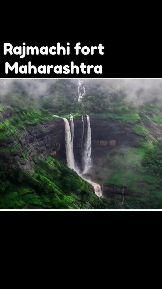 Rajmachi fort #nature #rajmachifort #naturelovers #beautifulmaharashtra #beautyofnature #lovenature