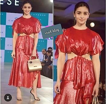 💜 STYLE ON MY MIND 💜 Dressed to kill,pl visit www.styleonmymind.com   #red-hot #cutoutdress #prabalgurung #aliabhatt #shortdress #fashioninfluencer #women-fashion #be-fashionable #bollywoodstar #bollywoodlifestyle #celebstyle #celebritydress #trendingalert #be-in-trend #trendy #roposo-style #styling #women-style #blogger-style #glamlook #glamourworld #glamourandstyle #glamzon #roposo-makeupandfashiondiaries #roposofashionblogger #roposofashionbloggernetwork #roposobeauty #accessories