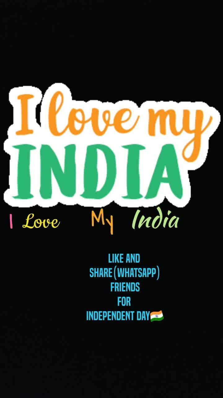 #JaiHind #independence day #jaihind. #jaihind  I love my india #tricolor #flag #indian #indianflag #love #peace #green #orange #white #black-and-white #ilovemyindia