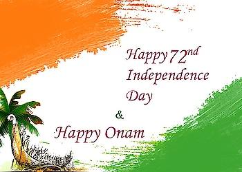 We wish you a Happy Independence Day and Happy Onam!  https://9rasa.com/  #indowestern #9rasa #studiorasa #celebration #independenceday #fashion #discount #ethnic #ethnicwear #onlineshopping #2018