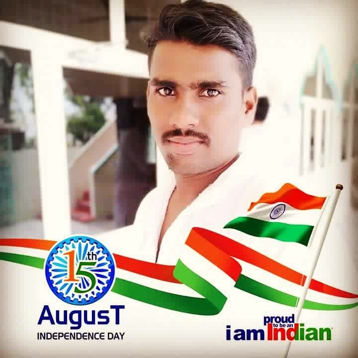 I am proud of I am a Indian