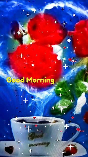 Good Morning Friends #goodmorning #goodmorningpost #goodmorning-roposo #goodmorningwishes #glitter #glitter #hearts #hearts
