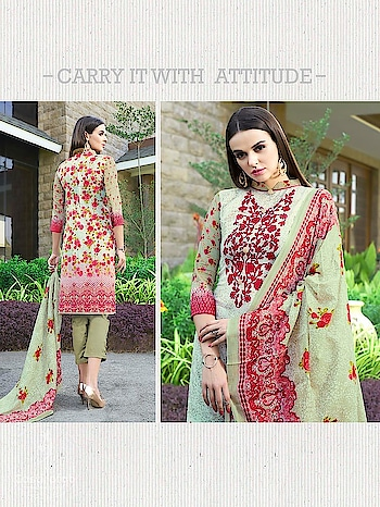 """#CastilloFab Brand :- Ishaal Print Catalog Name :- Gulmohar Vol-03 Price Per Piece :- 350/- + GST Total Design :- 12 Pcs. Top :- 👗Pure Lawn Bottom :- 👖Pure Lawn Dupatta :-🧣Pure Cotton Mal Mal Occasion :- Casual,Ethnic,Festival Product link :- https://castillofab.com/ishaal-prints-by-gulmohar-vol-03-wholesale-in-indian-dress-material -------------------------Offer —------------------------------------ Get Exclusive 5% Discount On All Products. Apply Code """"FREEDOM72"""" To Avail Discounts..... ------------------------------------------------------------ Call/whatsapp :- +91 8530 23 23 30 Visit our website :- www.castillofab.com ----------------------------------------------------------- #dress #dressmaterial #fancydress #printeddress #cottondress #wholesaledress #indianwear #dailywear #weddingwear #topdressbrands #longdress #maxidress #womandress #beautifuldress #suratdress"""