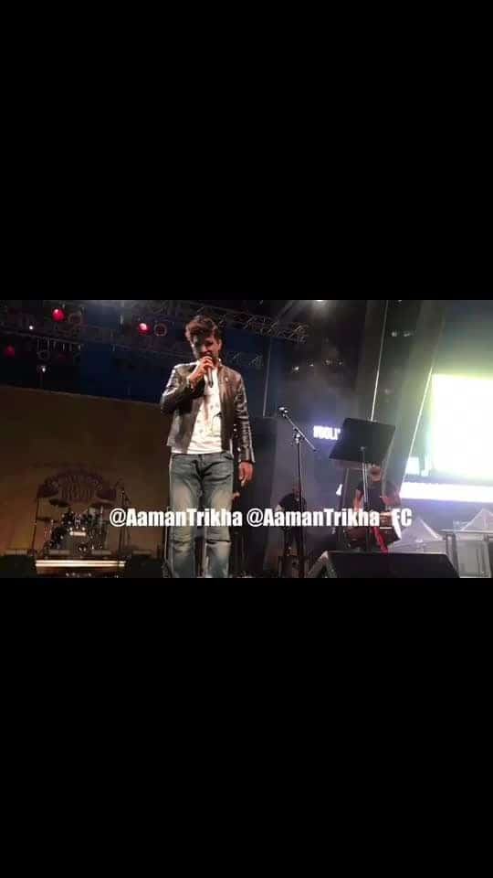 Blessings are, waking up to RockStar @AamanTrikha's Heart Throbbing performance at @MCSEvents #Mississauga 💝#Hawayein is the #SongOfTheDay 🎼 #ProudOfYouRockStar 🙌🏻 #AamanTrikha 🎙 You are our pride and will always be 🙌🏻 #AamanTrikhaMusic🎙 #TheOneWithAaman #AamanMusic  🎙 #LoadsOfLove 💝 #Pride  #AamanMusic #AamanTrikhaKaaGaana 🎼 #AamanTrikhaKeeAawaaz 🎶 #musicislife #musicislove #musicisdivine #MusicIsAamanTrikha 🎙 #Gratitude #Legend #styleicon #Beard #HairStyle #innocence #inspiration #devotion #happiness #dedication #soulful #divine #voice