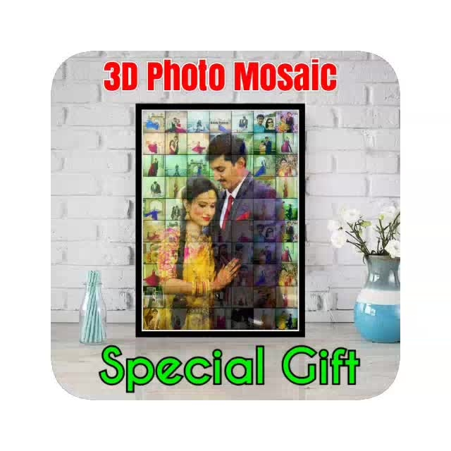 Order Done  Special Gift❣️ 3D PHOTO MOSAIC💞 👉without frame A4 size And Big A3 Size Available 👉soft copy by Mail Available👍 Create Your Memories ❤️Let your memories Shine✨ ✨ ❤️50-70 pics need And 150 pics extra charge ❣️❣️❣️❣️ Direct Message For Order🎁 @photo_art_store @gifts_shopping_time  @gift_online_store  @gift_personalized_magazine Special🎁🎁🎁🎁🎁😘 😍SPECIAL PERSON😍 Keep Ordering😍😍 Birthday Couple Friendship Family Anniversary 😍😍 😍 DM for Order  #surprises#specialgift#happybirthday#birthdaygift #birthdaygifts#customisedgifts#uniquegifts #giftsforher#giftsforhim#giftsforcouple #anniversarygifts#anniversarygift #personalisedcards#greetingcards#handmadegift #handmadegifts#handmadecard #womanentrepreur#femaleentrepreneur#giftideas #photo_art_store #gifts_shopping_time #gift_online_store