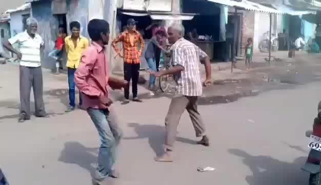 drinkers fight