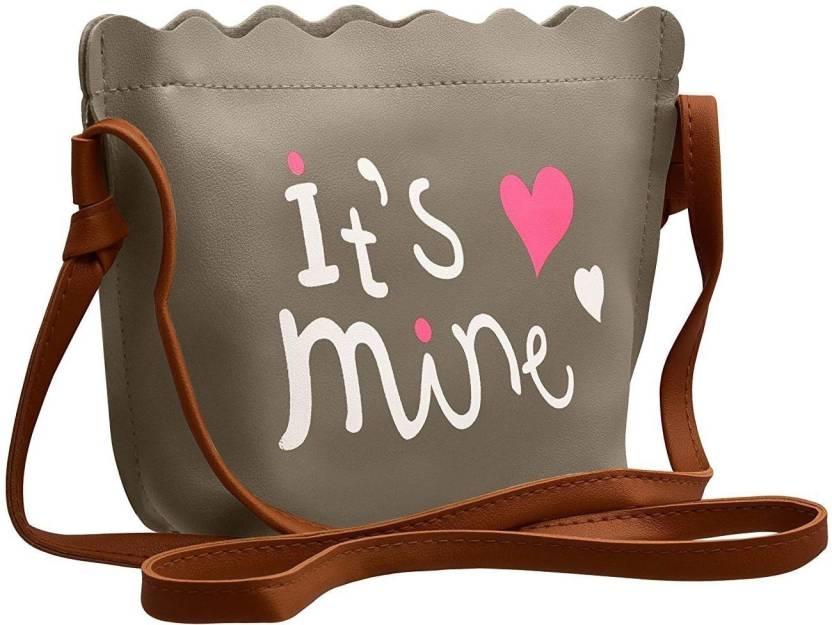 Shubh Creations Women Casual Grey PU Sling Bag Highlights Style: Sling Bag Ideal For: Women Closure: Zip Closure Color: Grey Material: PU  https://bit.ly/2MuaA2B  #SlingBag #CasualBag #womenbag #shoppingbags