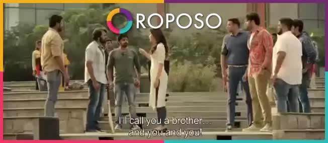 #tholiprema #varuntej #rashikhanna #love  #loveforever #bestlovescene #bestloveproposing #roposo-lov