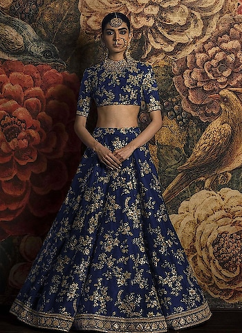 """Every #bride spends days and months to plan their #wedding day outfits! We have the best #lehenga designs in #pastels, #bright shades, muted tones.  Have a look and #shop hard!  <a href=""""https://www.bigbindi.com/lehenga"""">https://www.bigbindi.com/lehenga</a>    #bridalcollection #lehengadesigns #bridallehenga"""