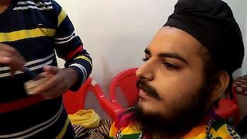 Makup by Filmy Makup Artist in mumbai Vlog Gurdeep Singh Babbar #makeup #facemakeup #boymakeup #filmymakup #mumbaimakeupartist #enjoy