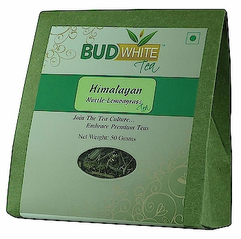 Budwhite Nettle Lemongrass, 50g Shelf life : 18 months from the date of manufacturing Himalayan Herbs, rich in minerals, Large Cut, Naturally Dried Nettle Lemongrass tea supports general well being, strengthens and counters multiple weaknesses due to nutritional deficiencies of today's city life. Nettle helps against arthritis/gout, allergies and enlargement of prostaglandins. Lemongrass is good for cough, cold and fever. It also lowers BP. 100% natural ingredients for your tea.  BUY NOW:-https://amzn.to/2MwmIkF  click here to more option :-https://amzn.to/2vKvS4o  #lemongrass #teatimer #takeastandtea #classictea
