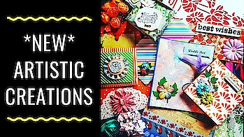 *New* Artistic Creations | Handcrafted Gifting  As an Arts & Crafts enthusiast, I fell in Love with this new Craft Box named as Artistic Creations! Its Handcrafted to Perfection by Abhilasha. 👌 The Quality, Finishing, Creativity, the beautiful colour combinations, everything has won me over! It's by far the BEST Craft Box I have received ever! ❤ . . . . If you like Crafts yourself or like to Gift Handmade Special Somethings, you must checkout the unboxing and review video on my YouTube channel. Link in bio! 💕 . . . . . . Instagram Handle : https://www.instagram.com/artistic_creations_byabhilasha/ . . . #artisticcreations #art #crafts #handmade #cards #diy #papercraft #subscriptionbox #gifting #greetings #special #gifts #scrapebook #photoalbum #photocollage #memories #paperflower #birthdaygifts #anniversarygifts #specialsomeone #unboxingandreview #youtuber #instareview #instapic #sonammahapatra