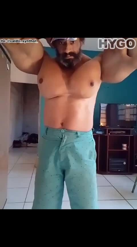 Muscle Man.... Insane body!!!! #bodybuilding #bodybuilder #muscle #muscular #bicepsworkout #chestworkout #insane #crazy #wow #hulk #brazilian #excersise #injectable