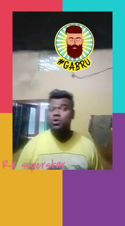 superstar rk with #like official #reyansh humne#deepali #mansi #tiktok #like for likes#hasnain #adnansami #salman khan#sharukh khan #gabru