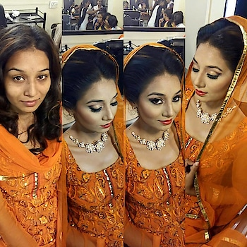 Makeup Course in Ludhiana #PartyMakeup #RokaCeremonyMakeup #EngagementMakeup #BridalMakeup.. If you wish to learn the professional makeup arts, consult the leading international beauty academy and makeup institute in Ludhiana.  Click here for more information: http://99academy.in/  #beautysaloninludhiana #bridalmakeupinludhiana #beautyparlourinludhiana #beautyacademyinludhiana #beautyinstituteinludhiana #beautyschoolinludhiana #makeupclassesinludhiana #makeupcourseinludhiana #makeupaacademyinludhiana #bestbeautysaloninludhiana