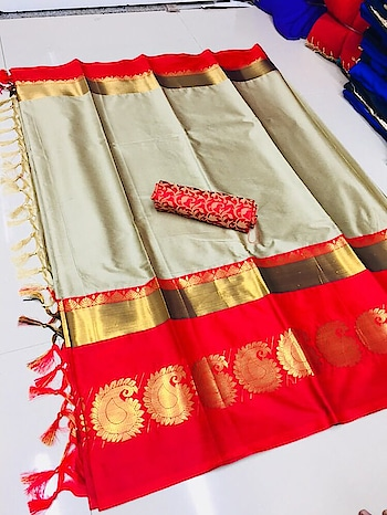 Festival Sarees..... Pure silk with contrast blouse Rs. 800/- Contact or WA 98254 42027 #sarees #fashiondesigner #latest #bridalwear #Indianwedding #traditional #ethnic #womenswear #styles #saris #festivalsaree #silksareesinwholesale #thebazaar #online