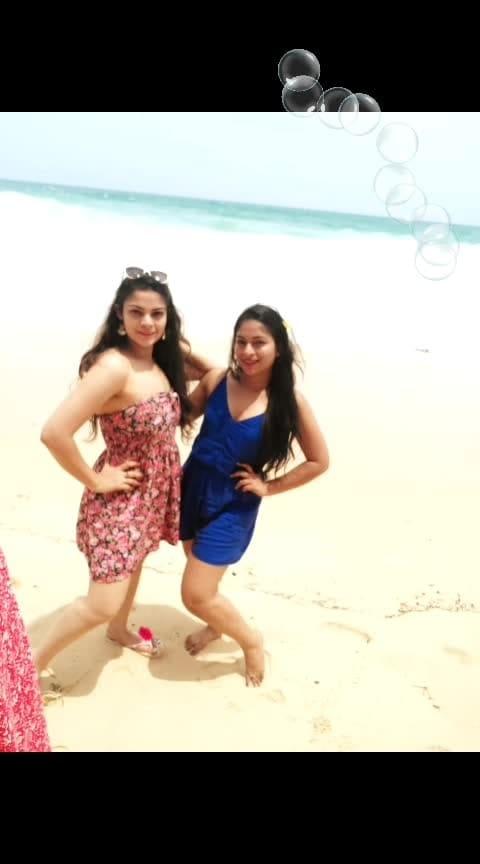 Beach Time Fun . #musafir #beachwear #hnm #phuketdiary #topnotch #celebrations #wow #lookgoodfeelgood #fashionquotient #captured #beats #punjabiway #trending #roposostar #traveldiaries #musafir #digi #rangoli  #soroposo #roposocontests #roposostars #beats #aboutlastnight #filmistan