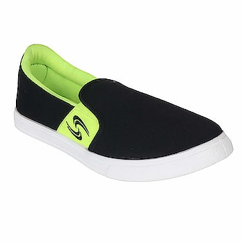 Setrax Sneaker Shoes | Men Black & Green Running Shoes | Canvas Casual Shoes for Men Trendy Look & Optimal Flexibility and this men Sneakers shoes Comfortable & Durable and As you go about your daily activities #shoes #sportshoes  #runningshoes #sneakers  Buy Now:- https://amzn.to/2olMQjr Click here for more options to buy:- https://amzn.to/2LF1vQ3