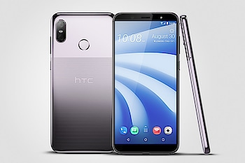 #IFA2018:HTC launches the HTC U12 Life with FHD+ display and Dual finish design. Click on the link for detailed specs   https://bit.ly/2PRl6Qk   #technews #technology #tech #HTC #android