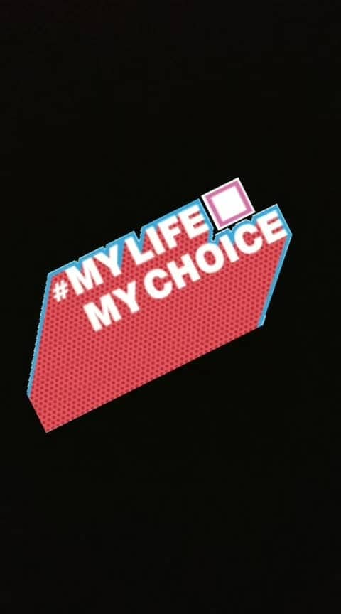 #mychoice