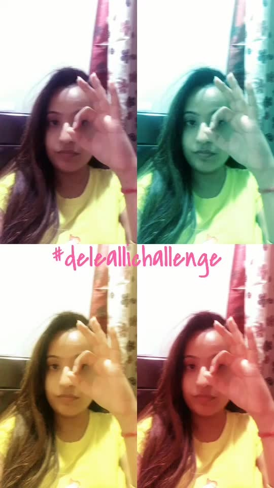 #deleallichallenge #roposolove #roposoblogger #roposocontest