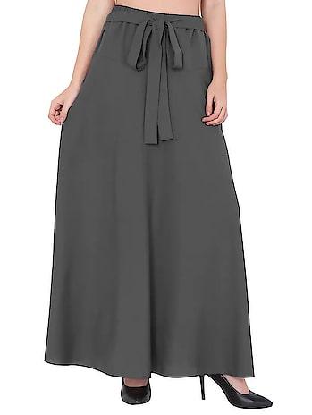 Flared Maxi Skirt  Rs: 599 #womenskirts #skirt #maxiskirt #girlsskirt   https://bit.ly/2N8h739