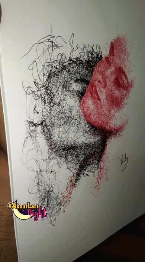 #drawingoftheday #love-drawing #drawings #draw #my drawings #drawingportrait #artist #artsy #artoftheday #artworld #aboutlastnight#love #kiss #kisses
