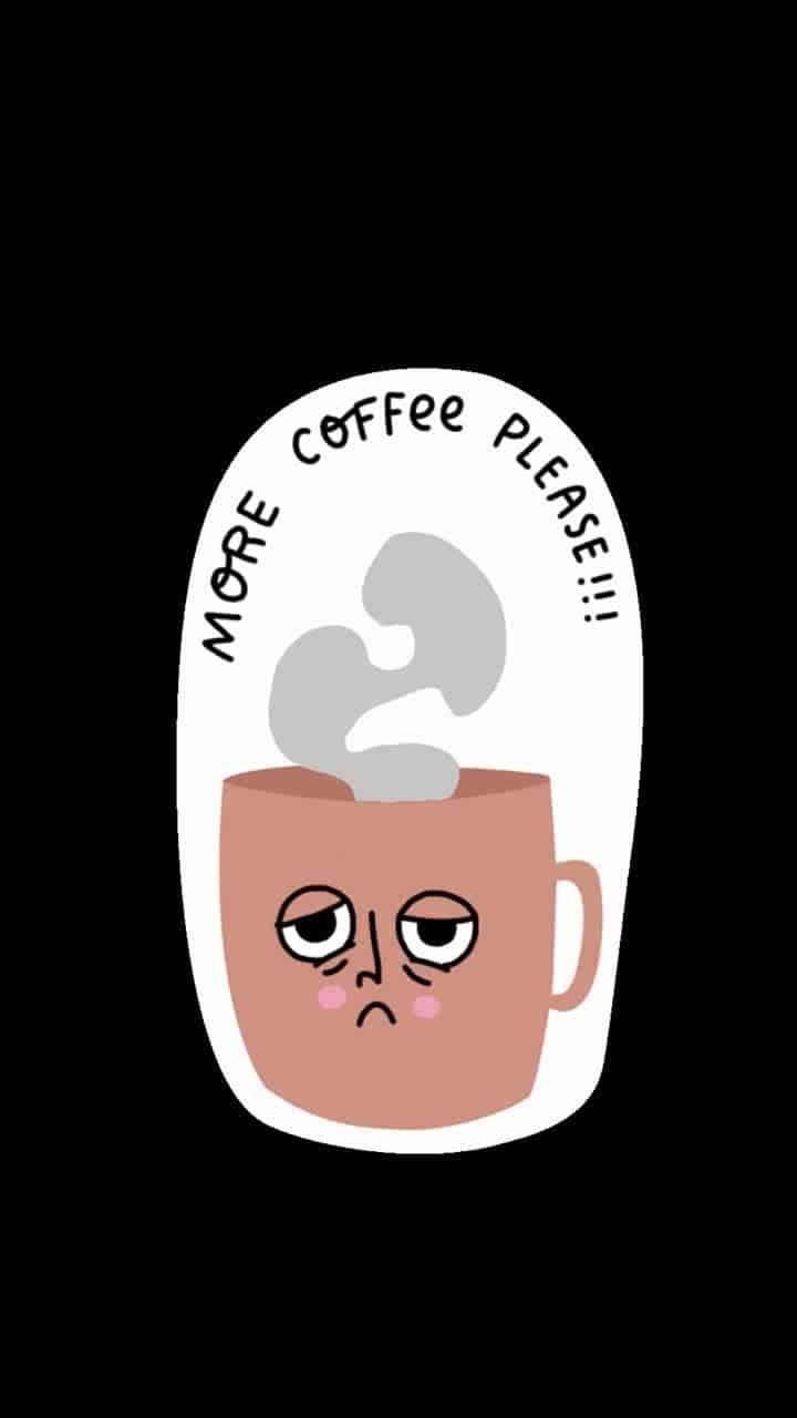 #Coffee #morecoffeeplease