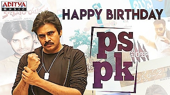 Power Star Pawan Kalyan  Birthday Special Video | #HBDPowerStar | Happy Birthday Pawan Kalyan