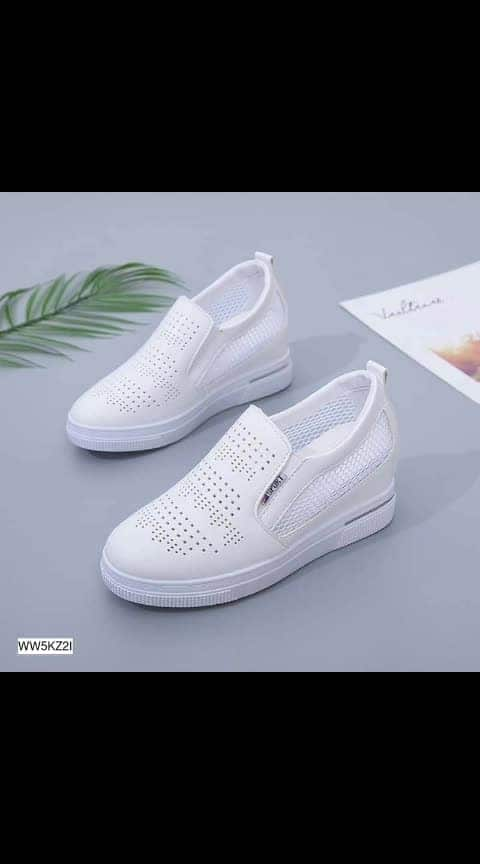 #ajmer #rajasthan #womenshoes  WhatsApp @7014281862  😍Stylish & Trendy Perforated Plimsols For Women 😍  Size: 35,36,37,38,39,40👩  Material:  PU, Rubber 👌  Style Tip: Wear these with denim and tops for a stylish cool & casual look. 🔥😎
