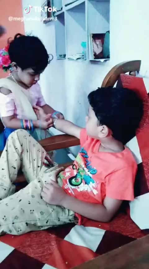 #original #rakshabandhanspecial #brothersisterlove #hahahahaha #haha_tv