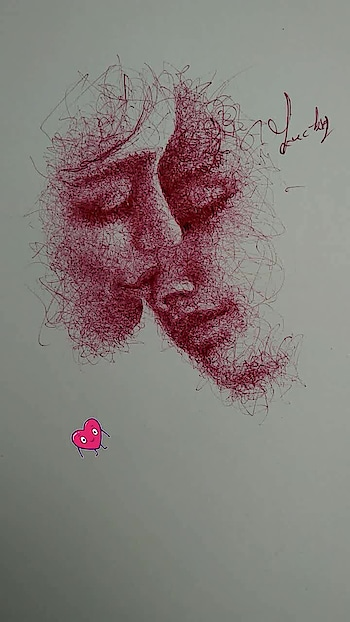#drawing #draw #love-drawing #drawingbook #roposostar #iloveyou