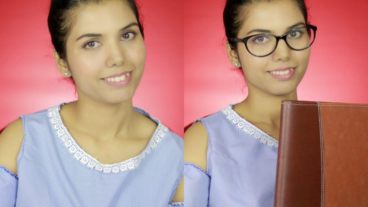 GRWM Everyday Indian College Makeup Look | #SubscribersRequest | omnistyles