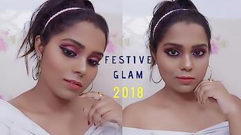 Hey guys,Check out this new video ...This is a Festive glam makeup tutorial for upcoming season. .I hope you will love it... . #ropo-love #blogger #fashionblogger #bloggerofindia #makeuplook #myglammakeup #makeover #mua #makeupartist #kolkatamua #makegirlz #bloggerindia #youtuber #duskybeauty #makeupforever #darkskinmakeup #kolkatafashionblogger #mumbaifashionblogger #blogger-style