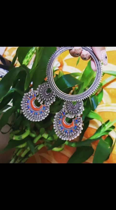 #jewellery #oxidised #oxidisedjewellery #jhumkas #jhumkabangles #bangles #indianjewellery #silverjewellery #lookskylo #earings #delhi #customised #trending #traditionalearings #anklet #bridal #oxidisedsilver #mirror #mirrorjhumkas #mirrorearing #weddingjhumka #indian #indianjewellery